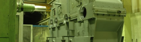 Heavy Machining, Large Machining, Horizontal Boring
